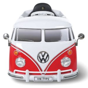 The Children's Ride On Volkswagen Bus - Your kids electric ride-on bus with distinctive features of a real life model