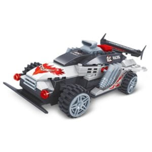 The Build Your Own RC Racer - Kids can now build their own remote controlled racing car easily