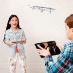 The Fly and Learn Drone - Your kids quadcopter that allows them to focus less on steering and more on fun