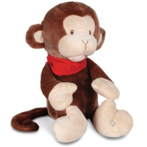 The Nursery Rhyme Singing Monkey - plays 5 classic nursery rhymes while encouraging kids to move around