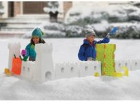 The Snow Fort Building Set