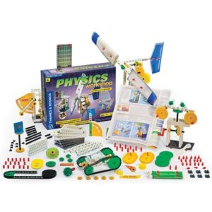 The Award Winning Physics Experiment Kit - A construction and experimentation kit that teaches the laws of physics