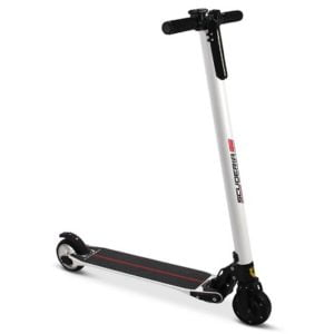 The Ferrari Carbon Fiber Electric Scooter - The lightest yet fastest electric scooter for kids and adult alike