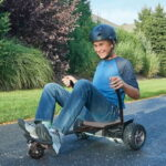 Go Kart For The All Terrain Hoverboard - Allow kids to convert their favorite hoverboard into a seated cart easily