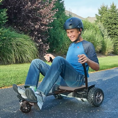 Go Kart For The All Terrain Hoverboard