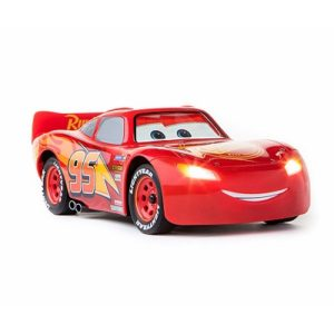 Sphero's Ultimate Lightning McQueen RC - complete with animated eyes, emotive suspension and animatronic mouth