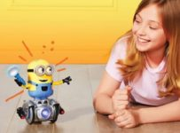 The Obedient Minion Robot