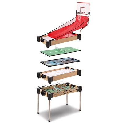 The 5 In 1 Arcade Game Table 1