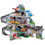 The Award Winning Mining Mountain - A multi-level mining mountain that provides children with hours of imaginative play