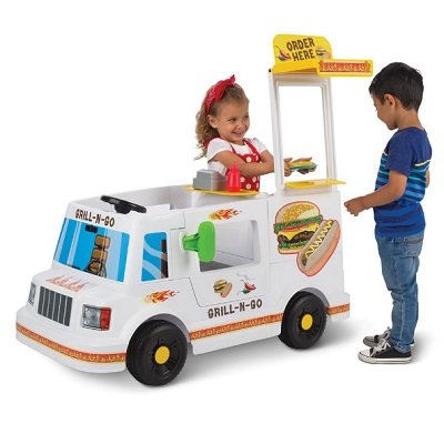 The Portable Grill Food Truck 1