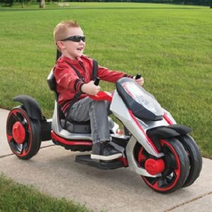 The Quantum Quadcycle - Your kids future-inspired children's ride-on