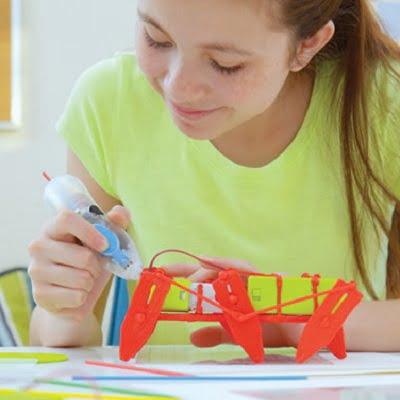 The Robot Building 3D Pen