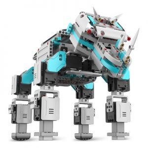 The Robotic Animal Creation Kit - Enables a child to create their own or form using its 6 pre-defined models