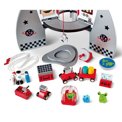 The Space Ship Playset 1