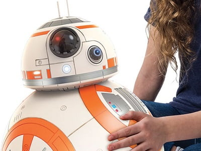 The Voice Activated BB-8 1
