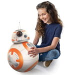 The Voice Activated BB-8 - A motorized replica of the popular droid that responds to your voice commands