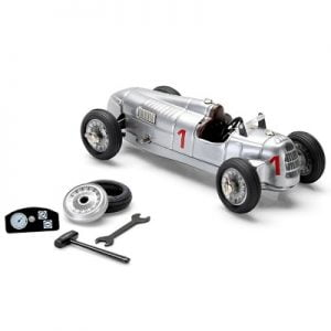 The Classic Grand Prix Racer Kit - A building kit that allows young racer to assemble a Grand Prix race car