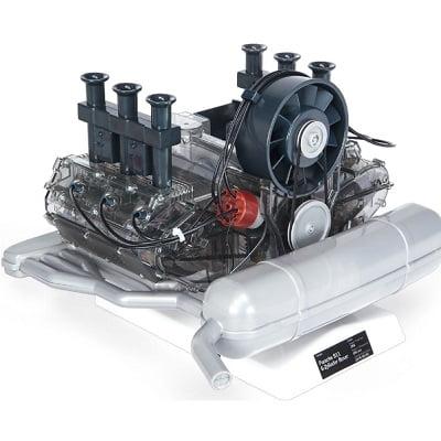 The Porsche 911 Working Model Engine 1
