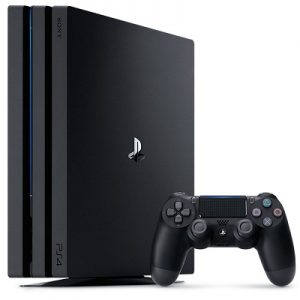 The Sony Playstation PS4 Pro Starter Bundle - with everything a gamer ever need to enjoy different games and entertainment ever produced