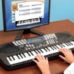 Learn How To Play Keyboard Correctly - with over 100 lessons covering finger placements to reading music