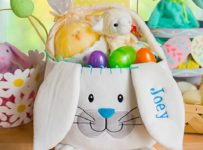 The Personalized Easter Basket