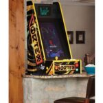 The Virtual Pinball Arcade - A space-saving arcade and virtual pinball game that can be mounted on a wall or played on a table top