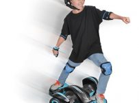 The 360 Degree Spinning Surfer