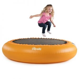The Award Winning Trampoline Pool - An outdoor trampoline that becomes a pool when turned upside down