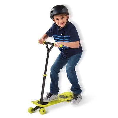 The Scooter Skateboard 1