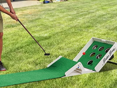 The Putting Pocket Party Game 1