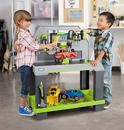 Little Tikes Construct n Learn Smart Workbench 1
