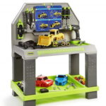 Little Tikes Construct n Learn Smart Workbench - The complete workbench set that teaches kids how to build their own vehicle