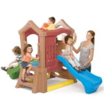 Step2 Play Up Double Slide Kids Climber - The perfect climber for preschoolers and toddlers