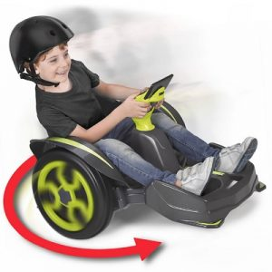 The 360 Degree Spinning Electric Buggy - lets a child execute 360 degrees spins and drifting slides