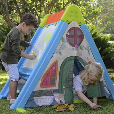 The Climb, Draw, and Play Fort Set