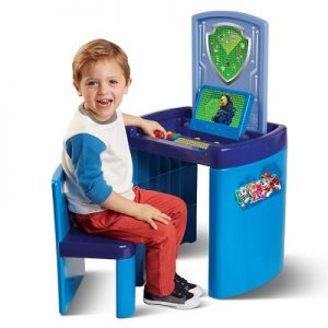 The PAW Patrol Pretend And Play Table - Your kids perfect command center for doing some imaginative play