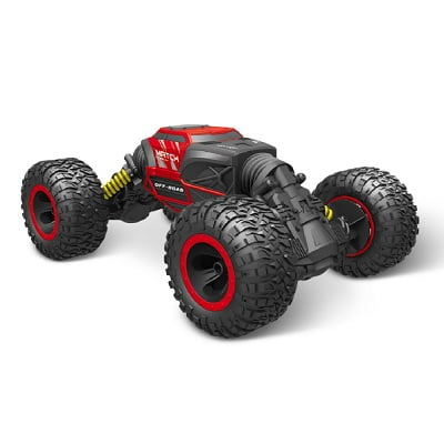The Unstoppable RC Stunt Car