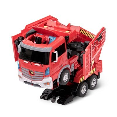The Voice Activated Transforming Firetruck 1