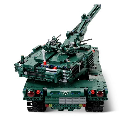The Build Your Own RC Tank 1