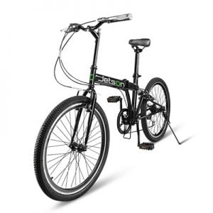 The Breakthrough Folding Bicycle - A folding bicycle capable of delivering high-performance cruising at an affordable price