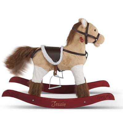 The Personalized Animated Rocking Horse 1