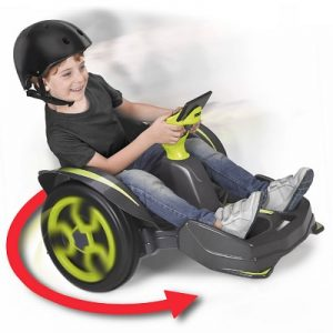 The Electric Ride On Buggy that lets kids execute spins and drifting experience