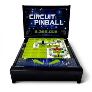 Design Your Own Pinball Game - Now you can assemble your own working pinball game