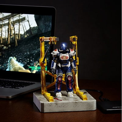 Fallout 4 T-51 Sugar Bombs Power Armor USB Hub 1