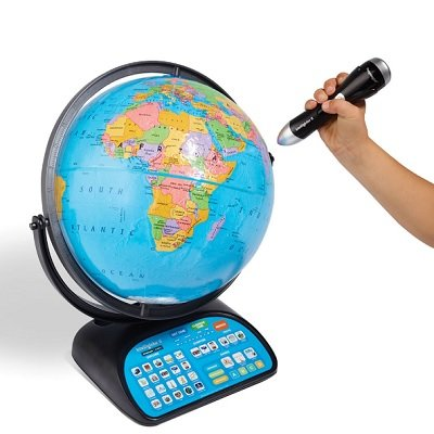 The Children's Interactive Teaching Globe