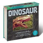 The Photo Motion Dinosaur Book - A picture book with realistic images of dinosaurs