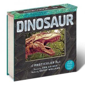 The Photo Motion Dinosaur Book