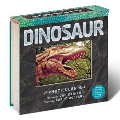 The Photo Motion Dinosaur Book