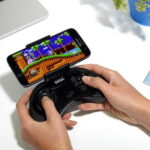 Sega Smartphone Controller - Now you can turn your Android smartphone into a Sega Saturn