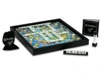 The Pop Art 3D Glass Scrabble